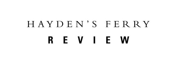 Logo for Hayden's Ferry Review