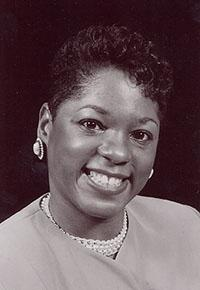 Photograph of Lisa Crayton