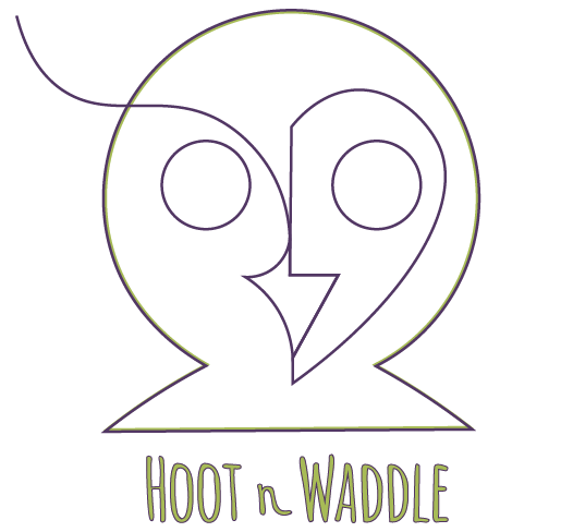 Logo for Hoot n Waddle
