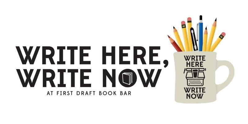 Logo for Write Here, Write Now