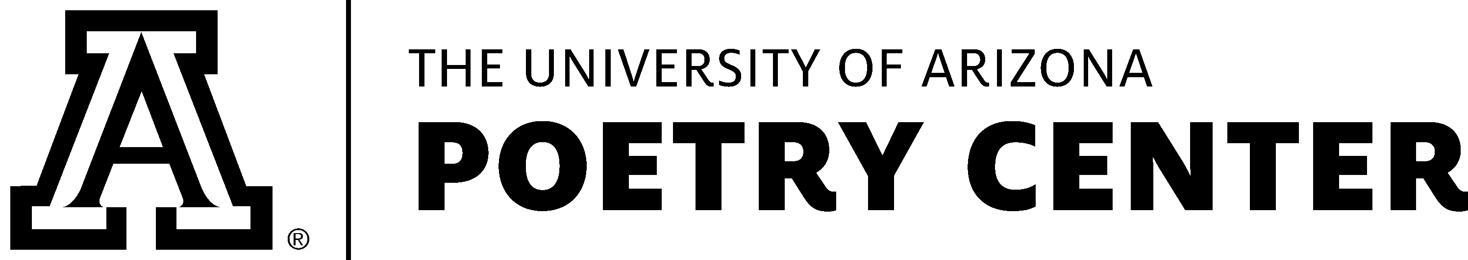 Logo for University of Arizona Poetry Center