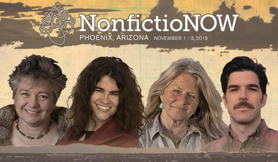 NonfictioNOW 2018 | Nov 1 - 3, Phoenix, AZ