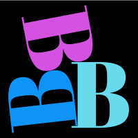 Logo for B3 Theatre Company
