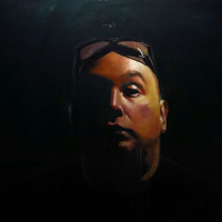 Painting of Marco Piña