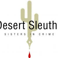 Logo for Sisters in Crime Desert Sleuths