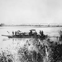 Historic Photograph of Hayden's Ferry