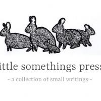 logo for little somethings press