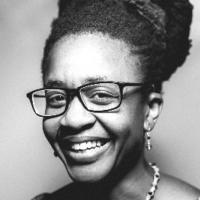 Photograph of Nnedi Okorafor