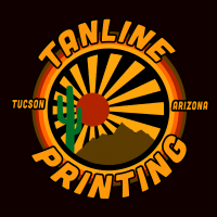 Logo for Tanline Printing